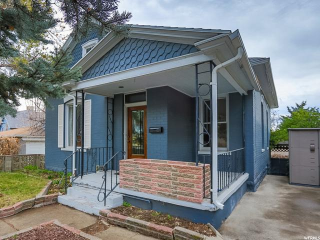 566 E 6TH AVE Salt Lake City, UT 84103 - MLS #: 1511033
