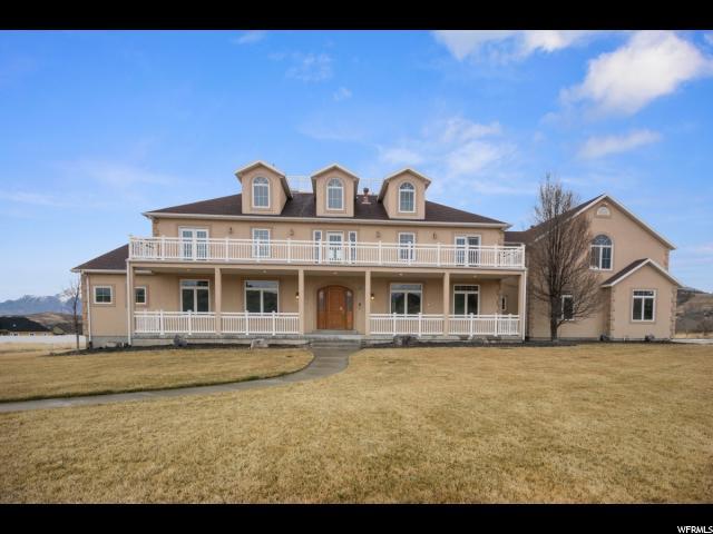 单亲家庭 为 销售 在 2966 FORT HILL Road 2966 FORT HILL Road Eagle Mountain, 犹他州 84005 美国