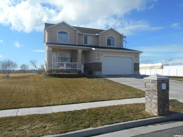 Single Family for Sale at 128 E 300 S 128 E 300 S Garland, Utah 84312 United States