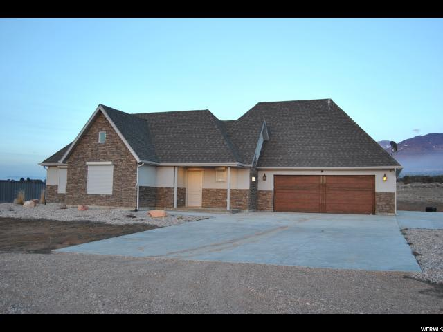 Один семья для того Продажа на 4605 S 2500 W 4605 S 2500 W Meadow, Юта 84644 Соединенные Штаты