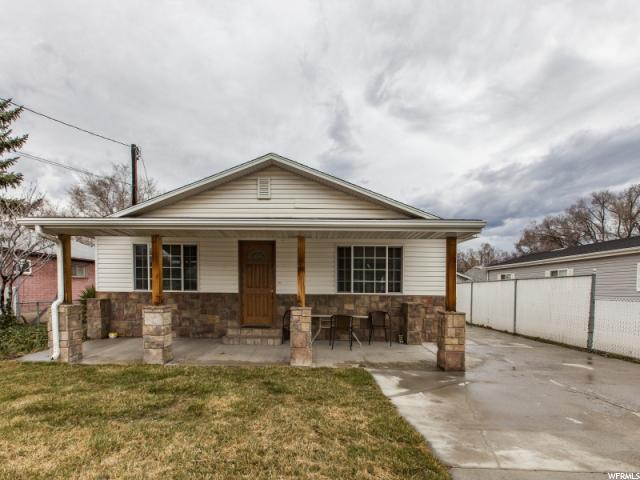 1468 W SUNSET AVE West Valley City, UT 84119 - MLS #: 1511202