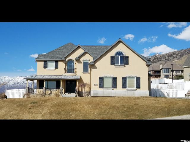 Single Family for Sale at 3746 W BOX ELDER Drive 3746 W BOX ELDER Drive Cedar Hills, Utah 84062 United States