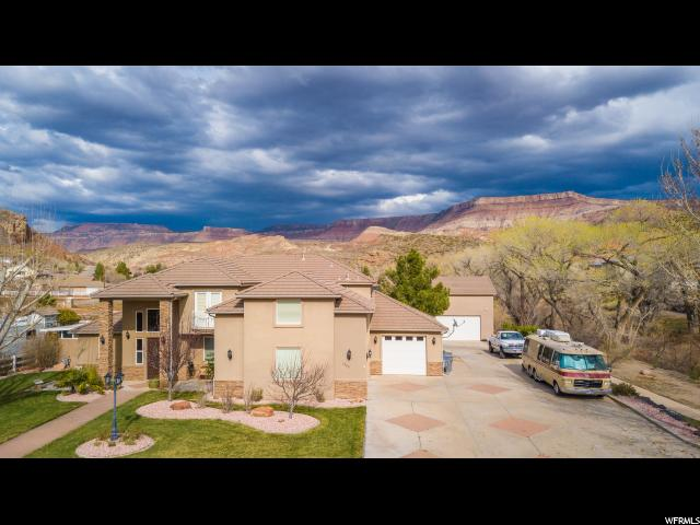 Single Family for Sale at 1300 S CHOLLA Drive 1300 S CHOLLA Drive Toquerville, Utah 84774 United States