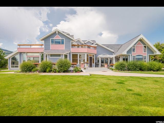 Один семья для того Продажа на 2007 HIGHWAY 89 2007 HIGHWAY 89 Fish Haven, Айдахо 83287 Соединенные Штаты