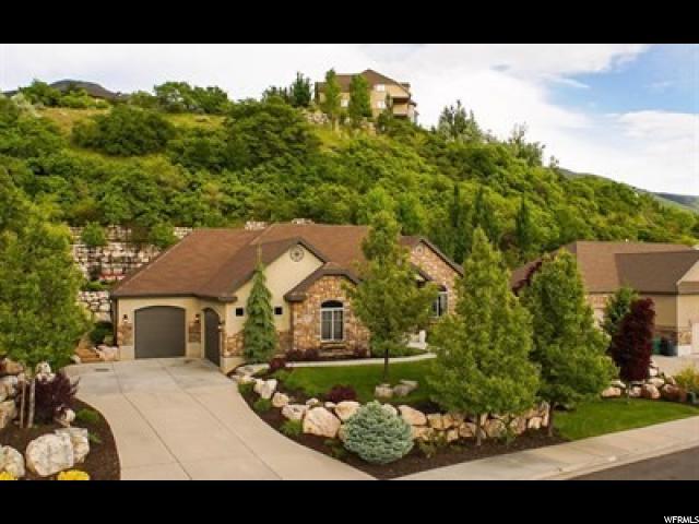 单亲家庭 为 销售 在 1211 MAHOGANY Drive 1211 MAHOGANY Drive Fruit Heights, 犹他州 84037 美国