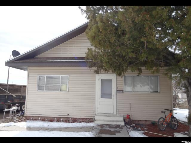 Twin Home للـ Sale في 132 E 100 S 132 E 100 S Vernal, Utah 84078 United States