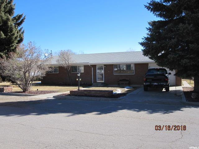 Single Family for Sale at 98 N MAIN Street 98 N MAIN Street Manila, Utah 84046 United States