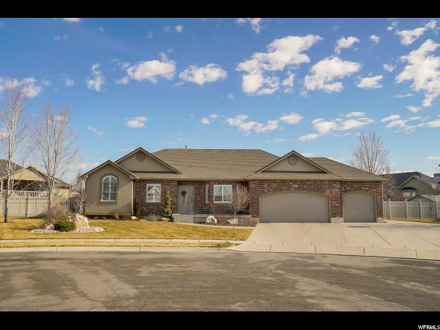Single Family for Sale at 590 N 2700 W 590 N 2700 W West Point, Utah 84015 United States