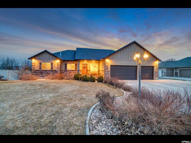 Single Family for Sale at 3245 S 600 W 3245 S 600 W Nibley, Utah 84321 United States