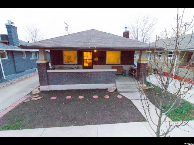 Home for sale at 124 E Harvard Ave, Salt Lake City, UT  84111. Listed at 345000 with 2 bedrooms, 1 bathrooms and 1,270 total square feet