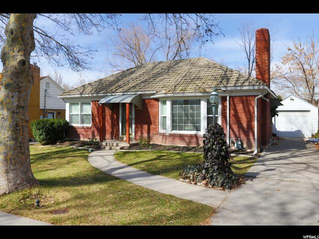 Home for sale at 1463 E 3045 South, Salt Lake City, UT  84106. Listed at 425000 with 5 bedrooms, 2 bathrooms and 1,964 total square feet