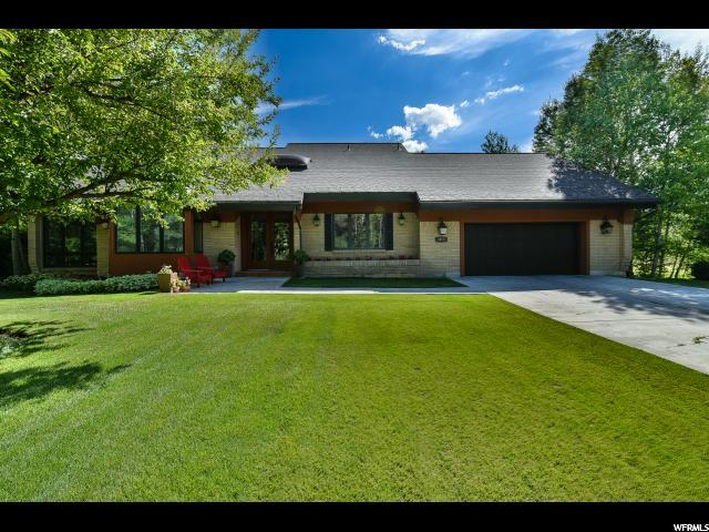 3675 W SADDLEBACK RD, Park City UT 84098