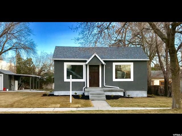 330 E SHERMAN AVE Salt Lake City, UT 84105 - MLS #: 1511846