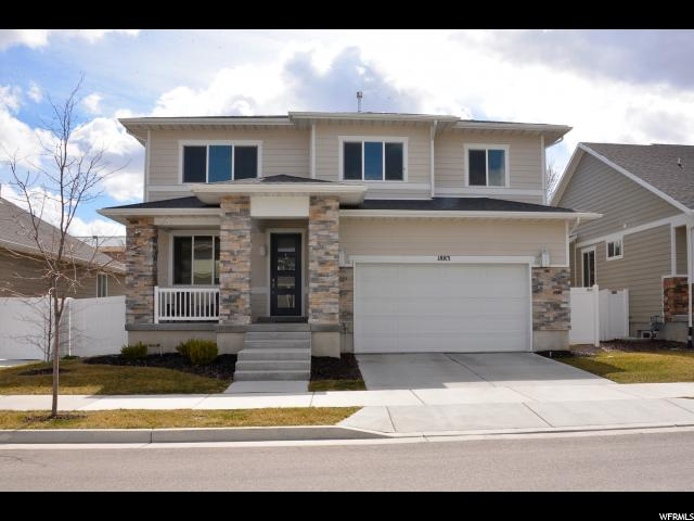 1883 W KAMARI DR, South Jordan UT 84095