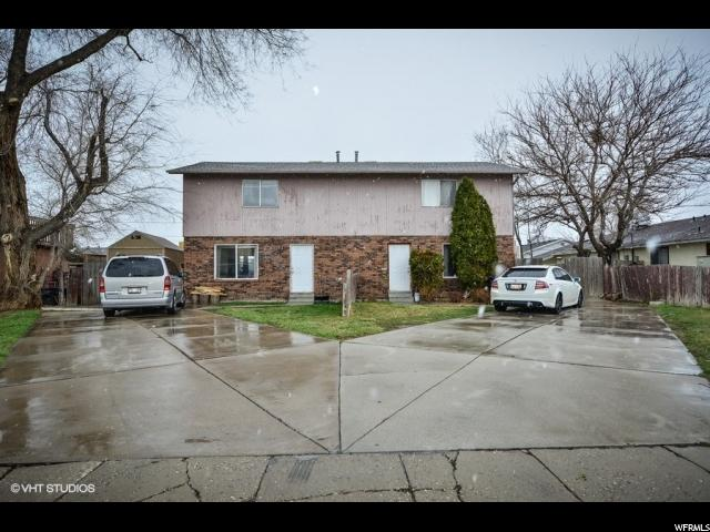Duplex for Sale at 2383 S 1440 W 2383 S 1440 W West Valley City, Utah 84119 United States