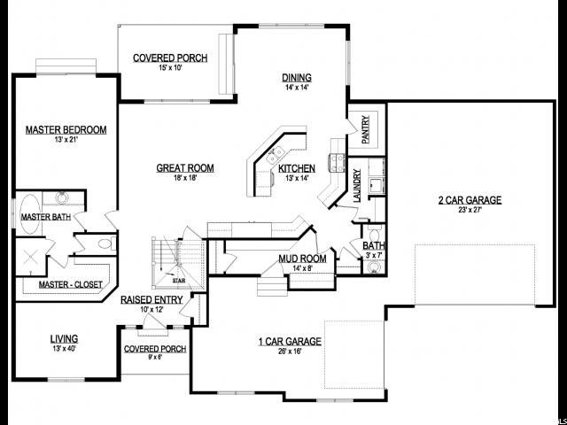 7725 N COBBLEROCK RD Unit 2034 Lake Point, UT 84074 - MLS #: 1512035