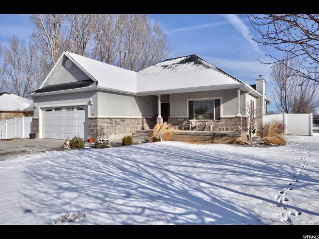 Single Family for Sale at 442 W 600 N 442 W 600 N Manti, Utah 84642 United States