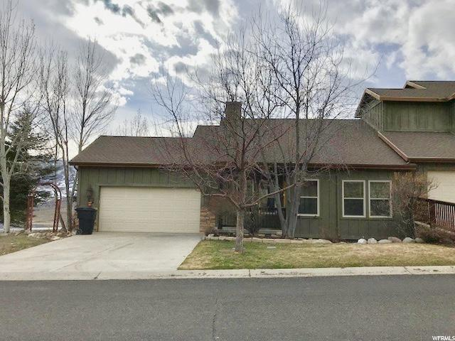 Townhouse for Sale at 12299 ROSS CREEK Drive 12299 ROSS CREEK Drive Kamas, Utah 84036 United States