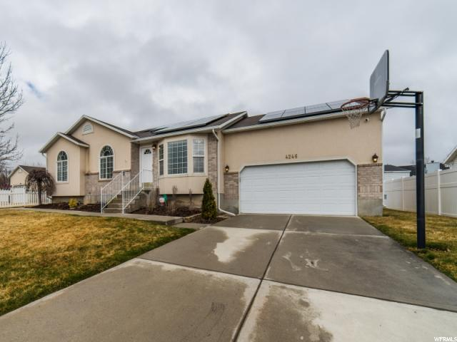 4246 W ASCOT DOWNS DR South Jordan, UT 84095 - MLS #: 1512154