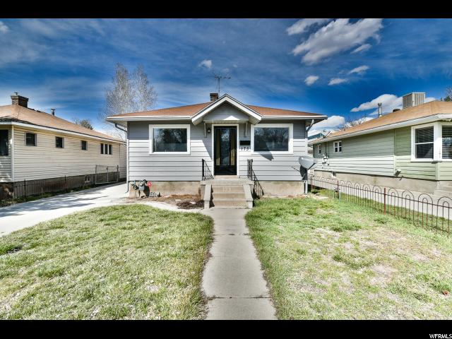 Single Family for Sale at 173 E WHITLOCK Avenue 173 E WHITLOCK Avenue South Salt Lake, Utah 84115 United States