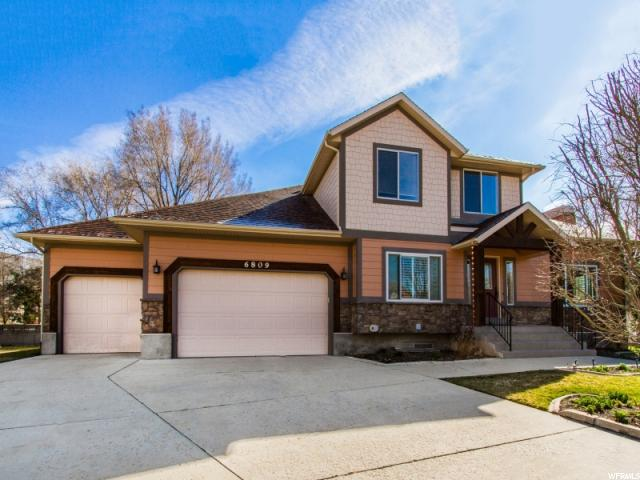 6809 S CREEKCOVE WAY, Cottonwood Heights UT 84047