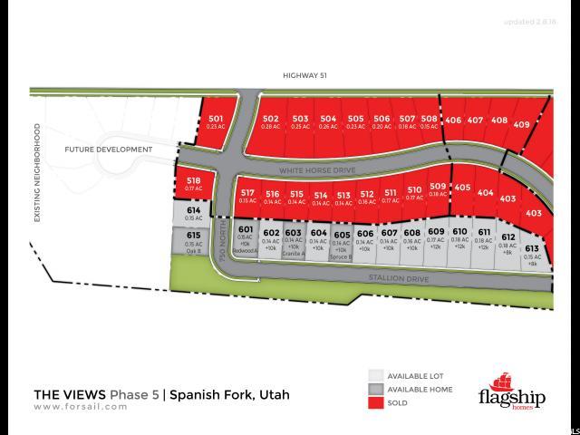 785 N STALLION DRIVE DR Unit 607 Spanish Fork, UT 84660 - MLS #: 1512347