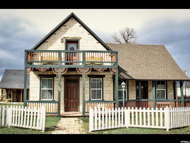 Single Family for Sale at 90 S 100 E 90 S 100 E Manti, Utah 84642 United States