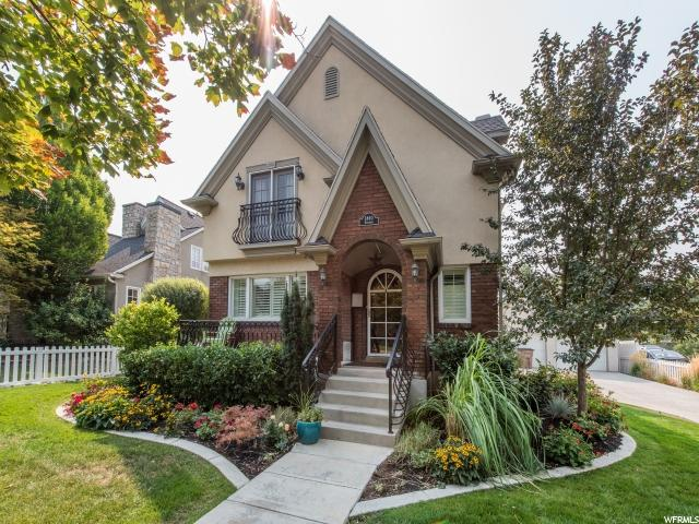 1860 E REDONDO AVE, Salt Lake City UT 84108
