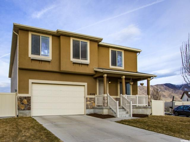4309 N ROBBINS CIR, Eagle Mountain UT 84005