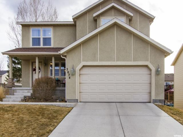 2074 E FICUS WAY, Eagle Mountain UT 84005