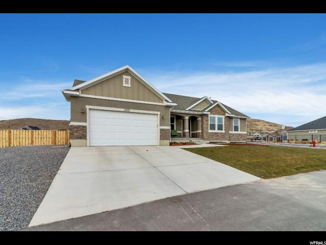 2175 E  BLUE SKY DR, Eagle Mountain UT 84005