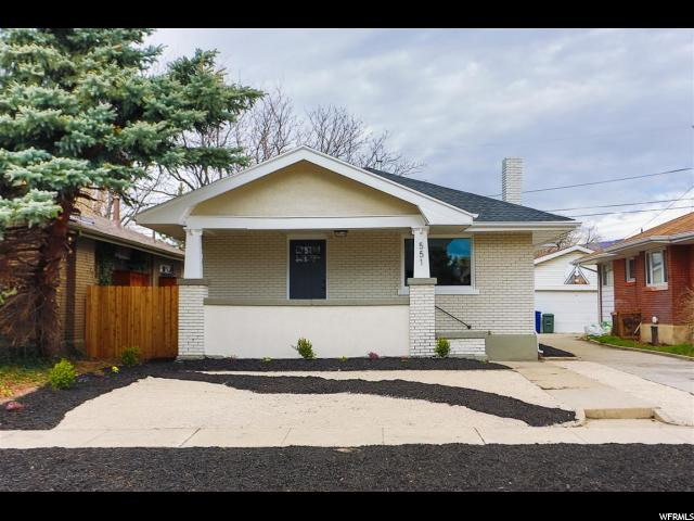 Home for sale at 551 E Kensington Ave, Salt Lake City, UT  84105. Listed at 419900 with 3 bedrooms, 2 bathrooms and 2,378 total square feet