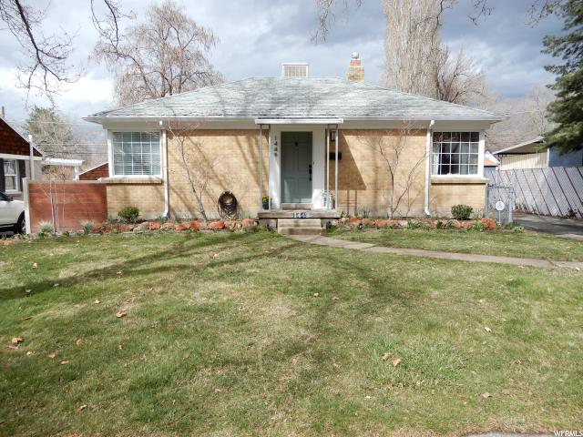 Home for sale at 1449 E 3115 South, Salt Lake City, UT  84106. Listed at 395000 with 3 bedrooms, 1 bathrooms and 1,700 total square feet