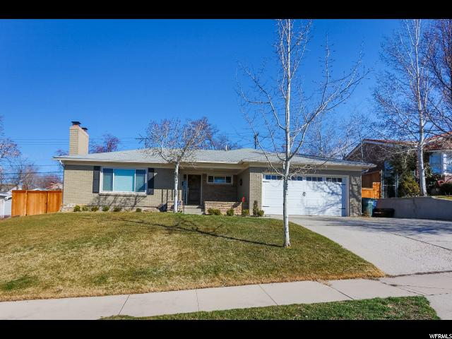 2257 E KENSINGTON AVE, Salt Lake City UT 84108