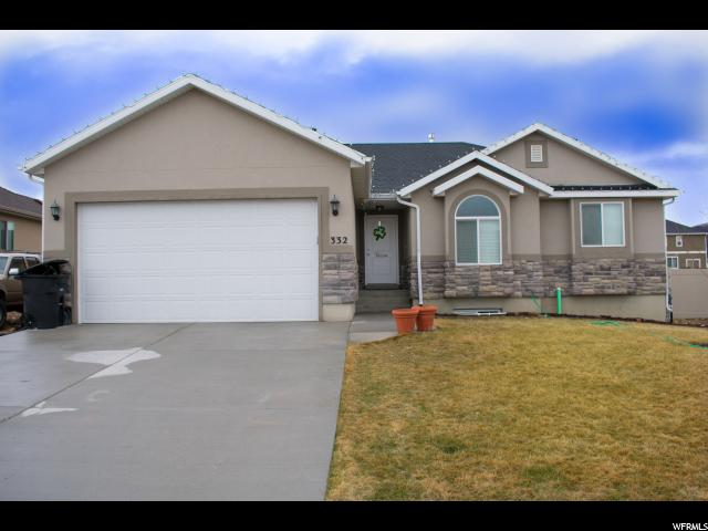 332 E 2110 Heber City, UT 84032 - MLS #: 1512776