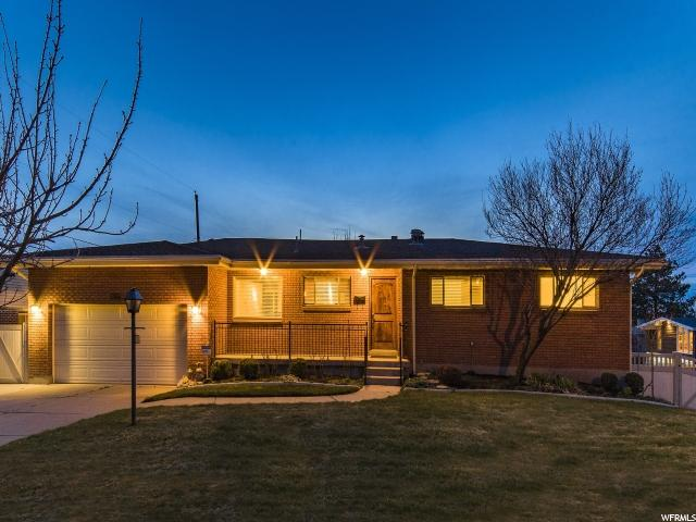 1750 S 2600 E, Salt Lake City UT 84108