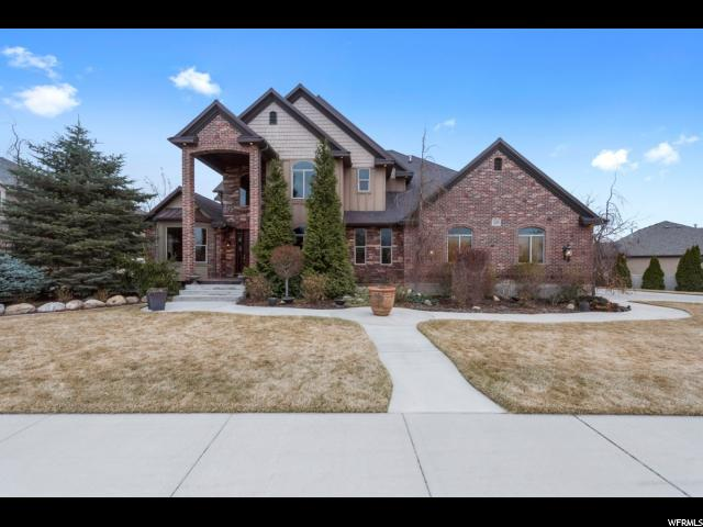 3439 W WILLOW VALLEY RD, South Jordan UT 84095