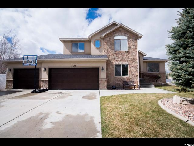 9656 S CARRIAGE CHASE LN, Sandy UT 84092