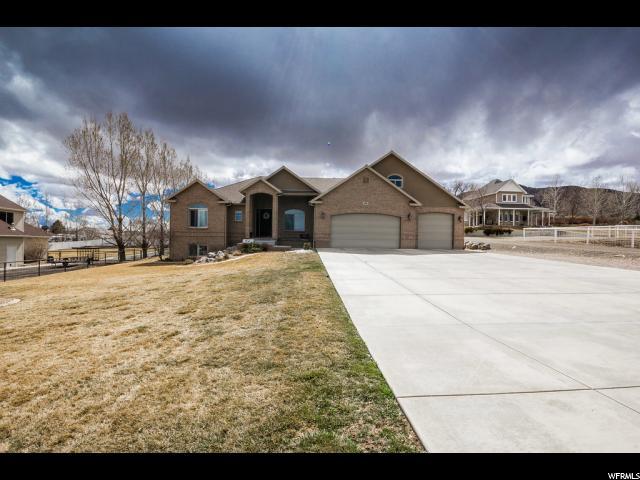 Unique la famille pour l Vente à 3563 W MAIN Street 3563 W MAIN Street Vernal, Utah 84078 États-Unis
