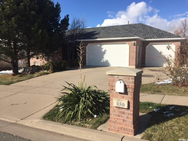 850 CHAMBERS AVE, South Ogden UT 84403