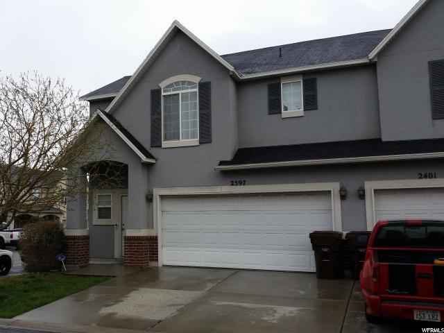 2397 S RED BUR CT West Valley City, UT 84119 - MLS #: 1513517