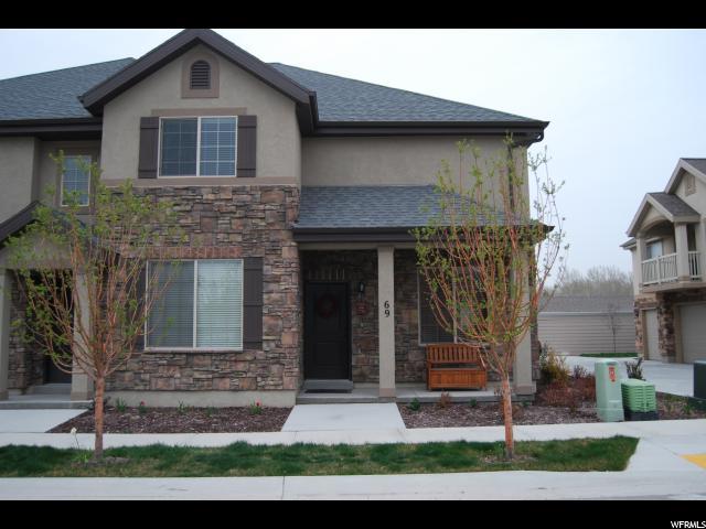 Condominium for Sale at 69 E BRIDLE VILLA Drive 69 E BRIDLE VILLA Drive Draper, Utah 84020 United States