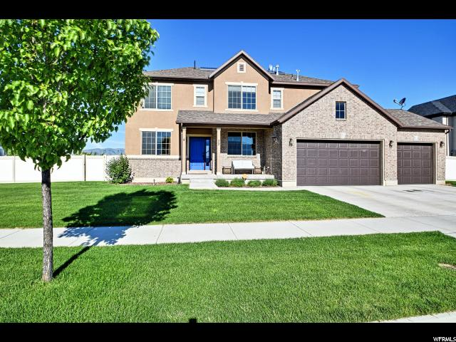 Один семья для того Продажа на 72 S SUNSET Drive 72 S SUNSET Drive Vineyard, Юта 84058 Соединенные Штаты