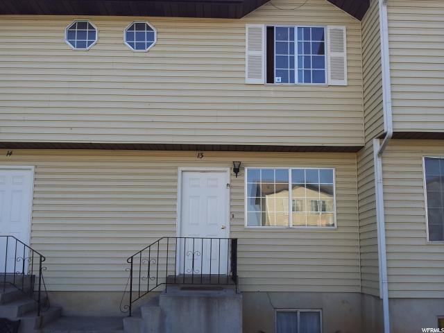 1350 W 150 Unit 13 Vernal, UT 84078 - MLS #: 1513760