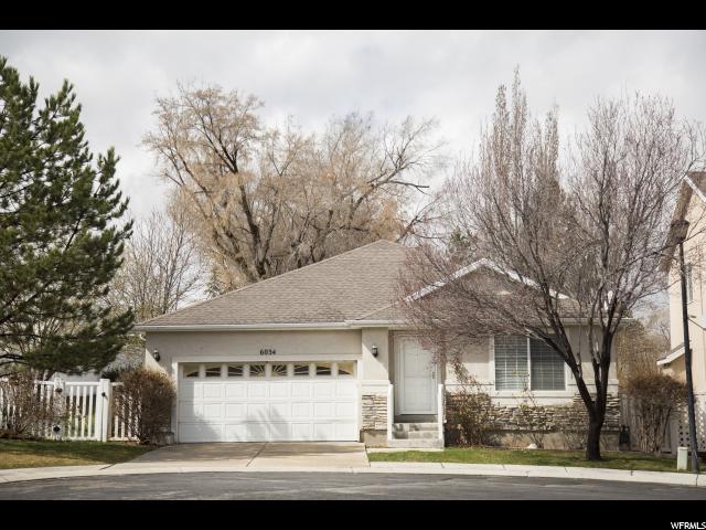 6034 S FAMILY TREE PL, Taylorsville UT 84123