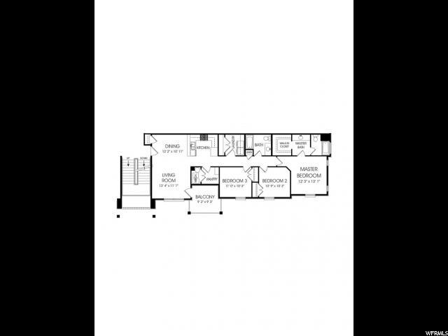 14637 S MCKELLEN DR Unit A204 Herriman, UT 84096 - MLS #: 1514094