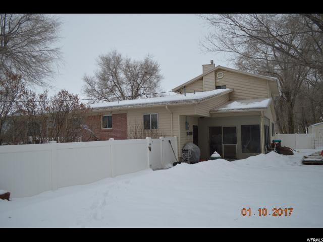 105 W 800 N Snowville, UT 84336 MLS# 1514247 – Pemier Utah
