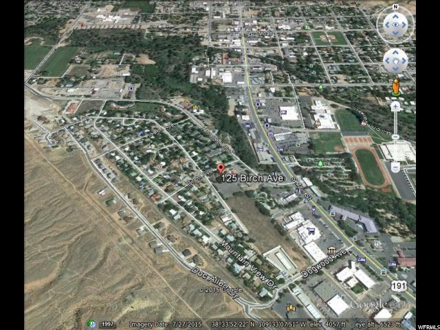 125 BIRCH AVE Moab, UT 84532 - MLS #: 1514385