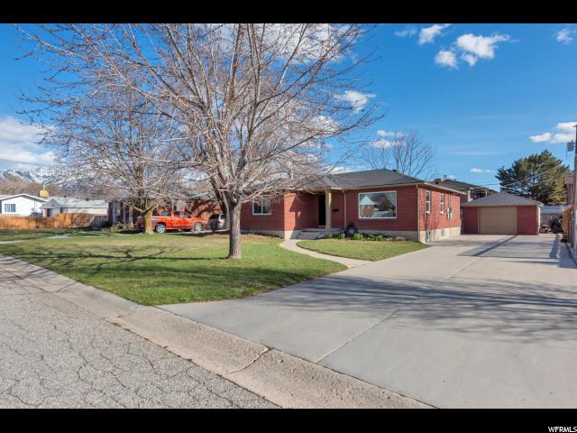 982 E MONTCLAIR DR, Salt Lake City UT 84106