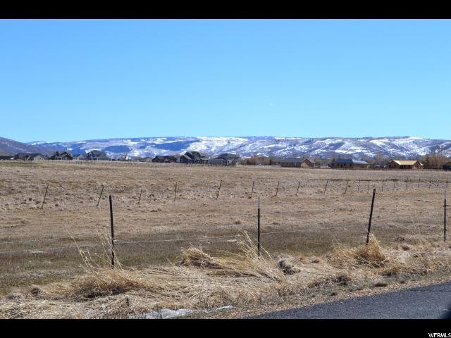 Terrain pour l Vente à Address Not Available Kamas, Utah 84036 États-Unis